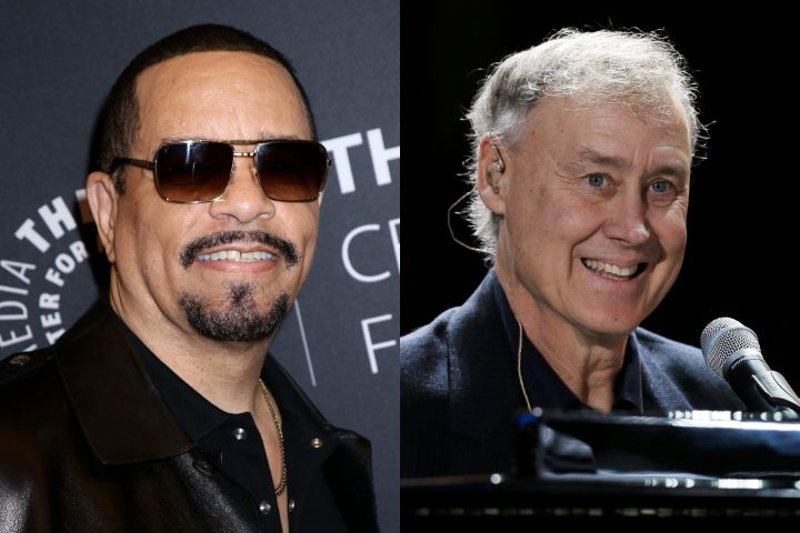 Ice-T, Bruce Hornsby. Photo: CP Images