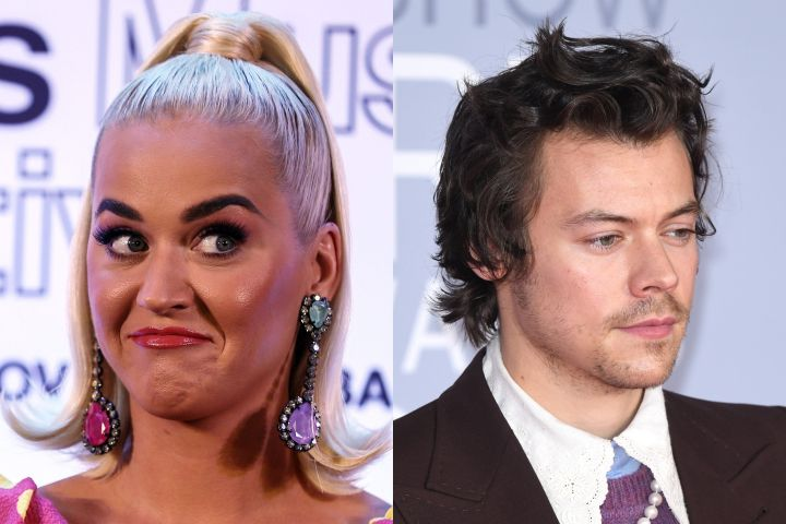 Katy Perry, Harry Styles. Photo: CP Images