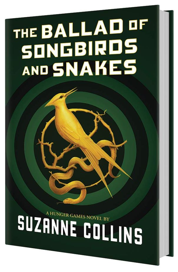 'The Ballad Of Songbirds And Snakes' By Suzanne Collins