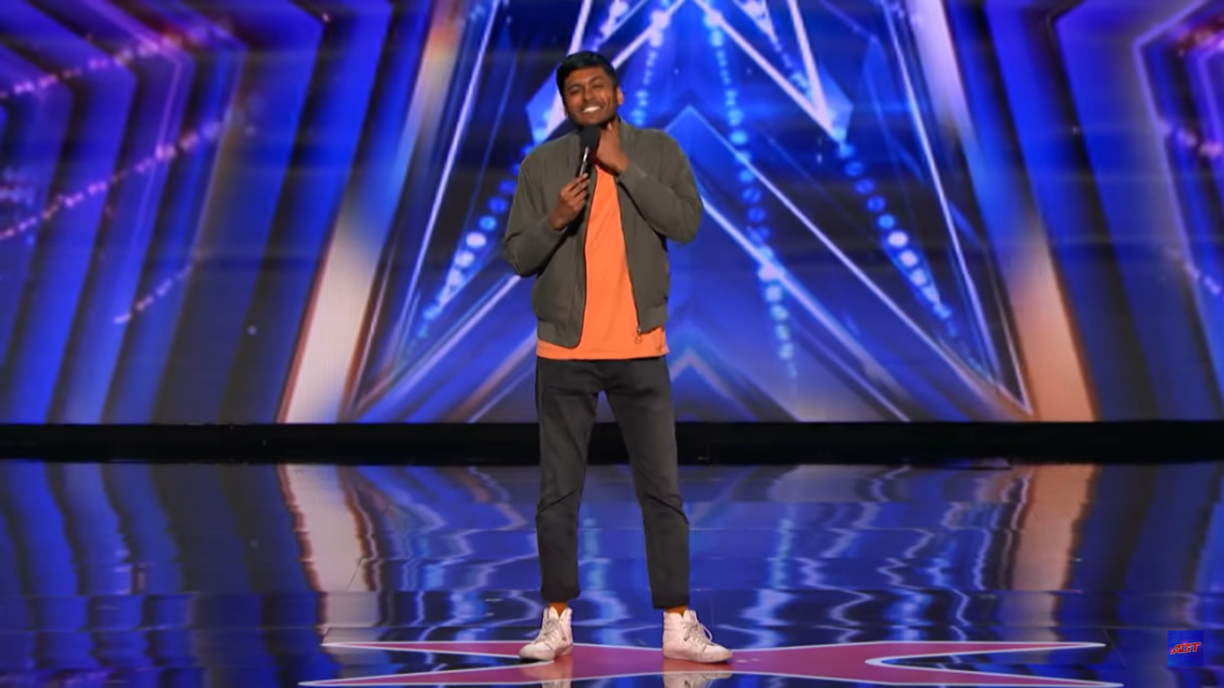 Comedian Usama Siddiquee Impresses 'AGT' Judges With Jokes About His Name & A Failed Open Relationship