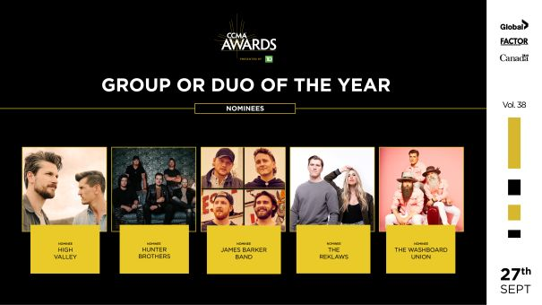 Group Or Duo Of The Year