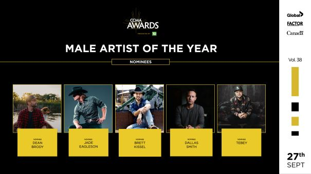 Male Artist Of The Year