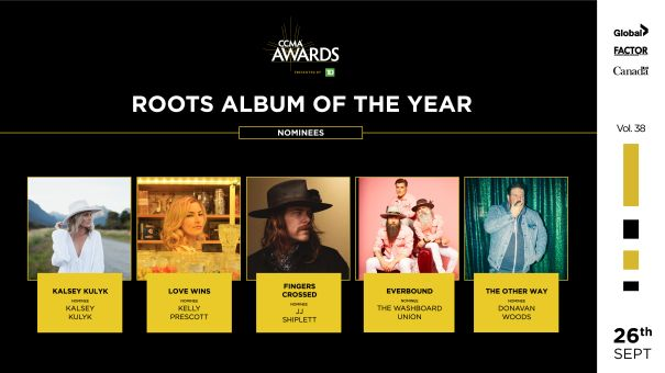 Roots Album Of The Year