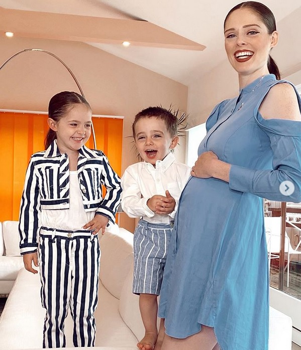 Coco Rocha Expecting Baby No. 3