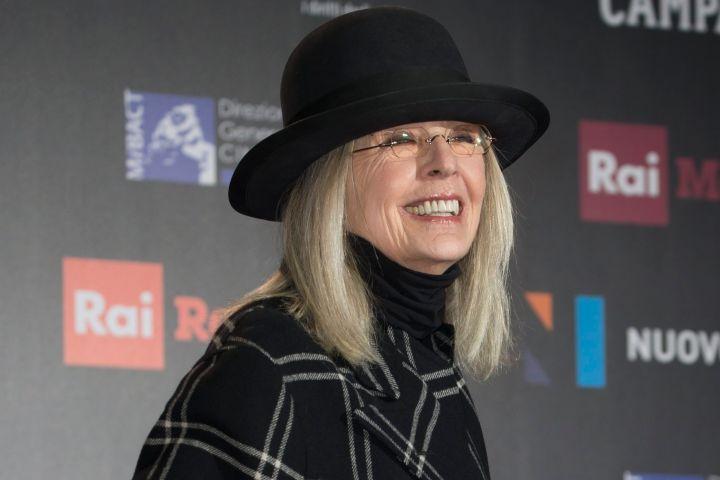 Diane Keaton. Photo: CPImages