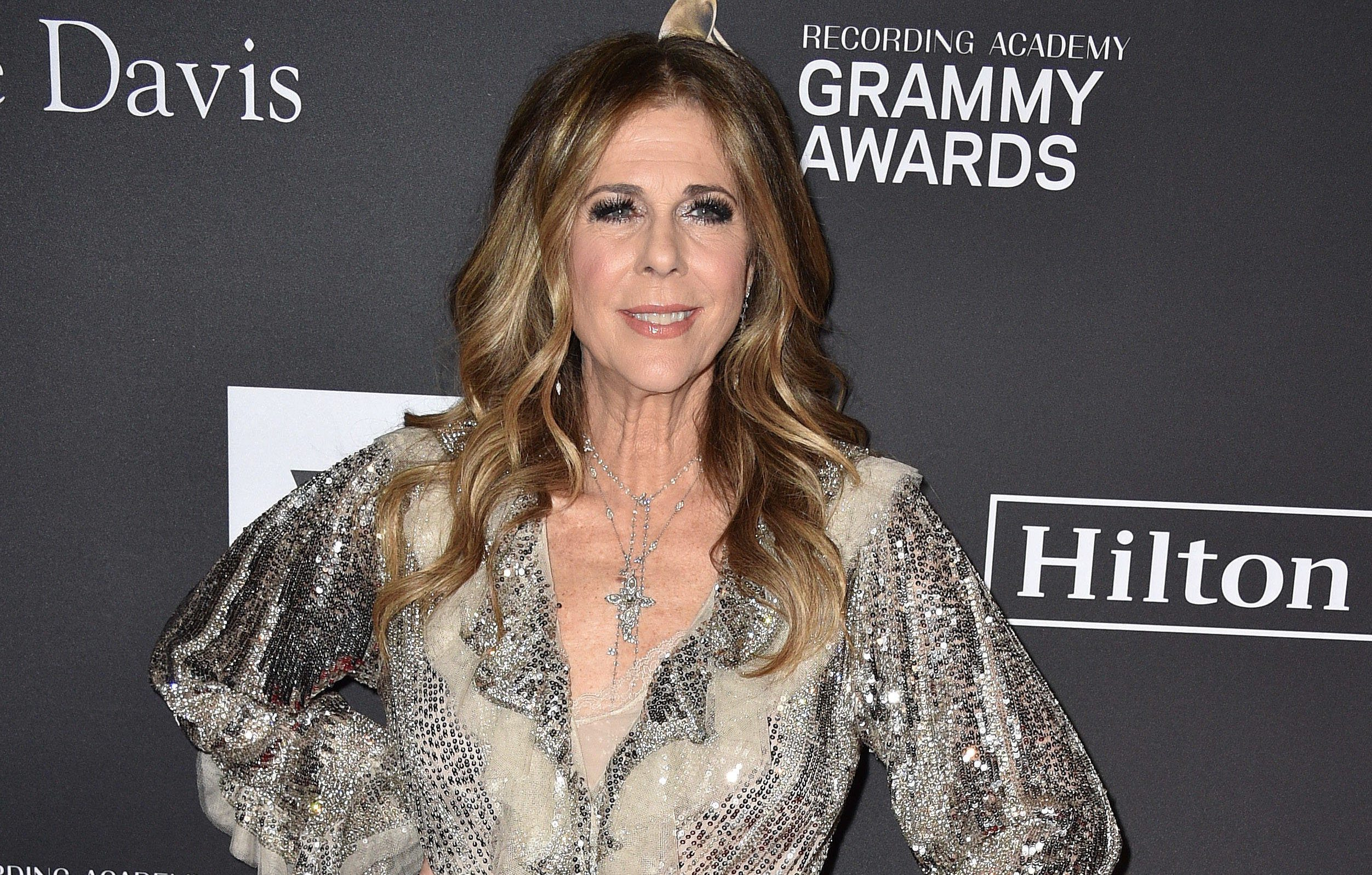 Rita Wilson Opens Up About Cancer Battle, Admits It Was 'Really, Really Scary'