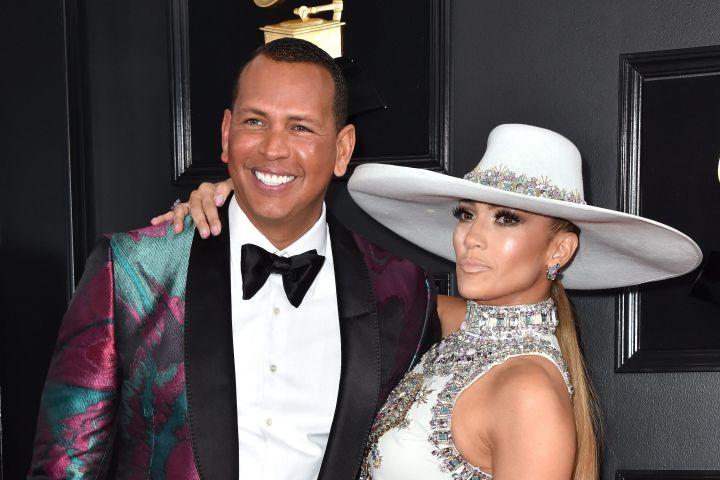 Jennifer Lopez and Alex Rodriguez. Photo: Lionel Hahn/ABACAPRESS.COM/CP Images