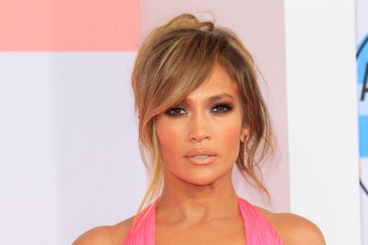 Jennifer Lopez. Photo: EPA/NINA PROMMER/CP Images