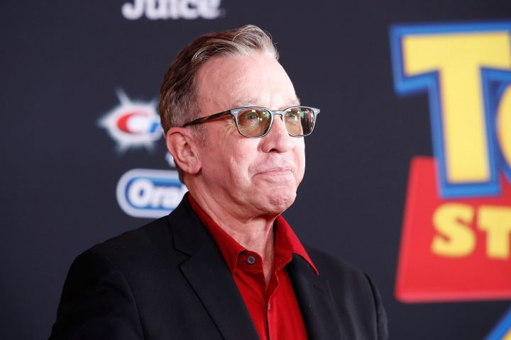 Tim Allen. Photo: EPA/NINA PROMMER/CP Images