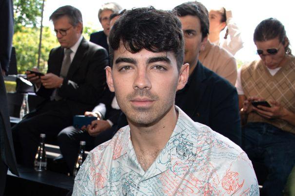 Joe Jonas - Aug. 15