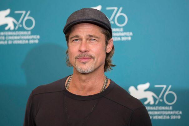 Brad Pitt Joins 'Bullet Train'