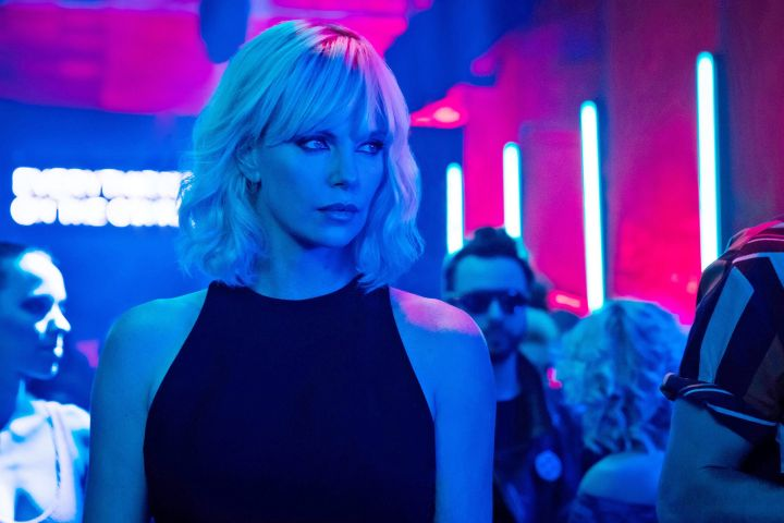 "Charlize Theron in ""Atomic Blonde"". Photo: Jonathan Prime. ©Focus Features/courtesy Everett Collection/CP Images"