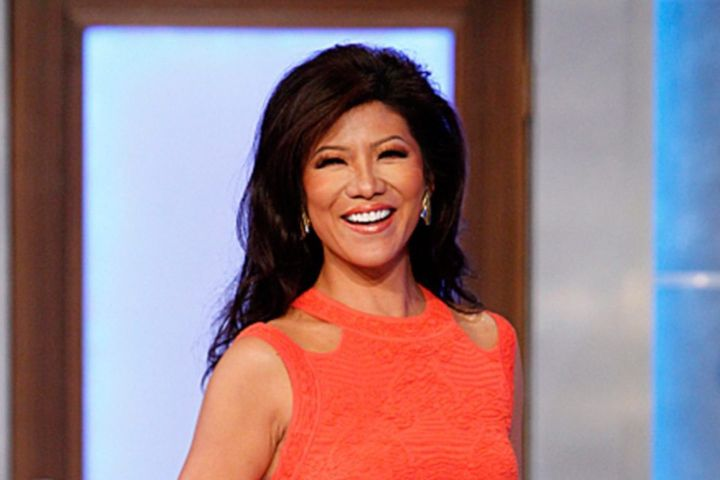 Julie Chen. Photo:: Sonja Flemming /  CBS / Courtesy: Everett Collection/CP Images