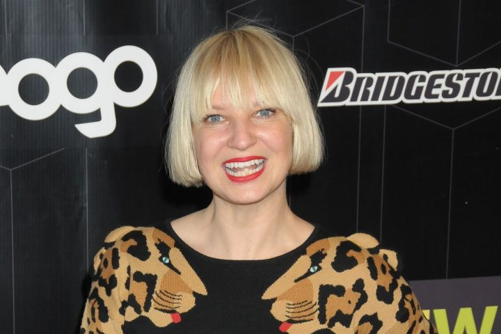 Sia. Photo: Rob Rich/Everett Collection/CP Images