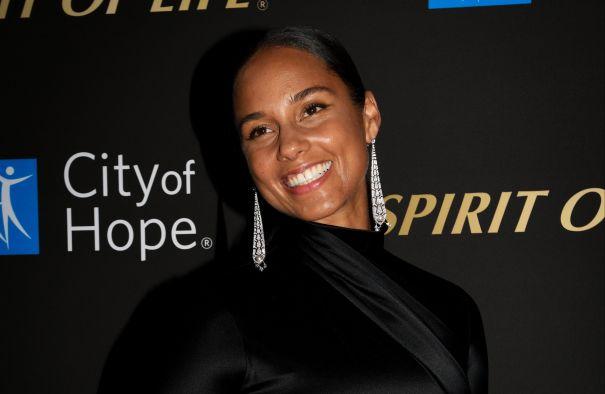 Alicia Keys Highlights Black Women Entertainers