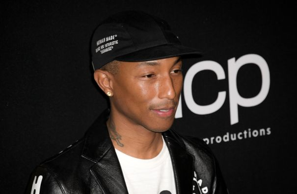 Pharrell Williams Announces New Docuseries 'Voices of Fire'