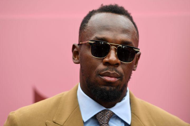 Usain Bolt. Photo: CPImages