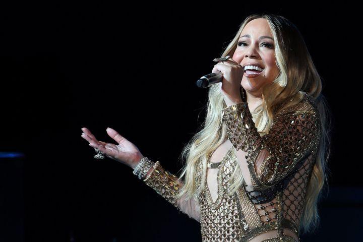 Mariah Carey. Photo: AP Photo/Kamran Jebreili, File