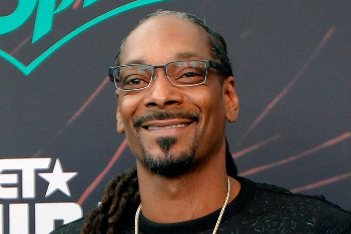 Snoop Dogg. Photo: AP Photo/Tami Chappell, File/CP Images