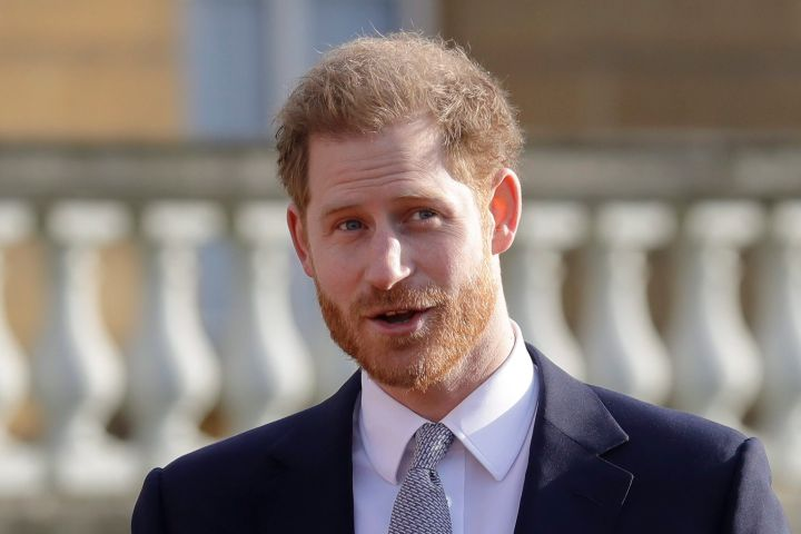 Prince Harry. Photo: AP Photo/Kirsty Wigglesworth/ CP Images