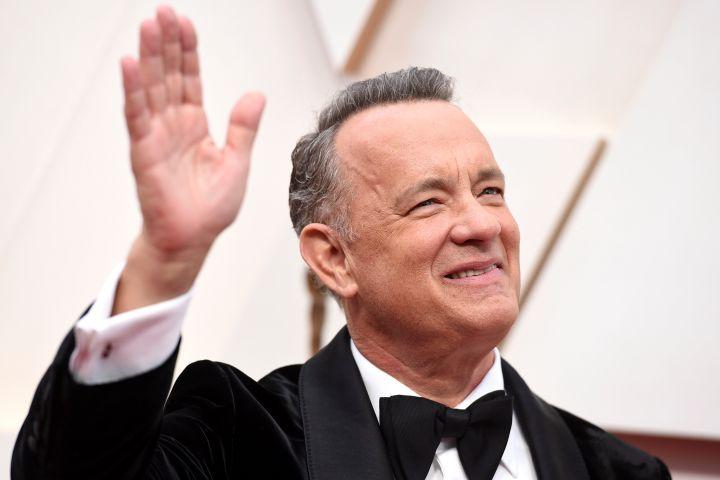 Tom Hanks Celebrates His Birthday With Slow Motion Video