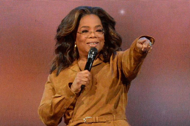 Oprah Winfrey. Photo: Brad Barket/Invision/AP, File/CP Images