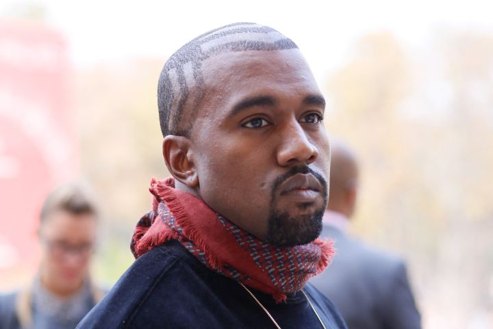 Kanye West. Photo: Sophie Mhabille/ABACAPRESS.COM/CP Image