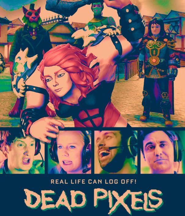'Dead Pixels' - Series Premiere