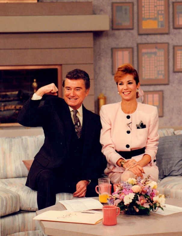'Live With Regis And Kathie Lee'
