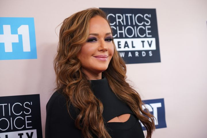 Leah Remini - Getty Images
