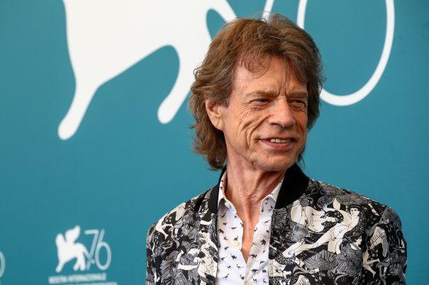 Mick Jagger - July 26