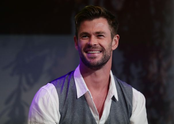 Chris Hemsworth - Aug. 11
