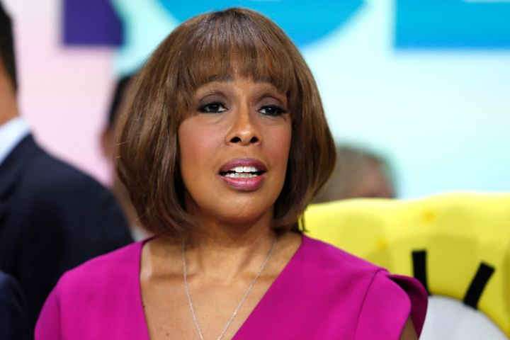 Gayle King - Getty Images