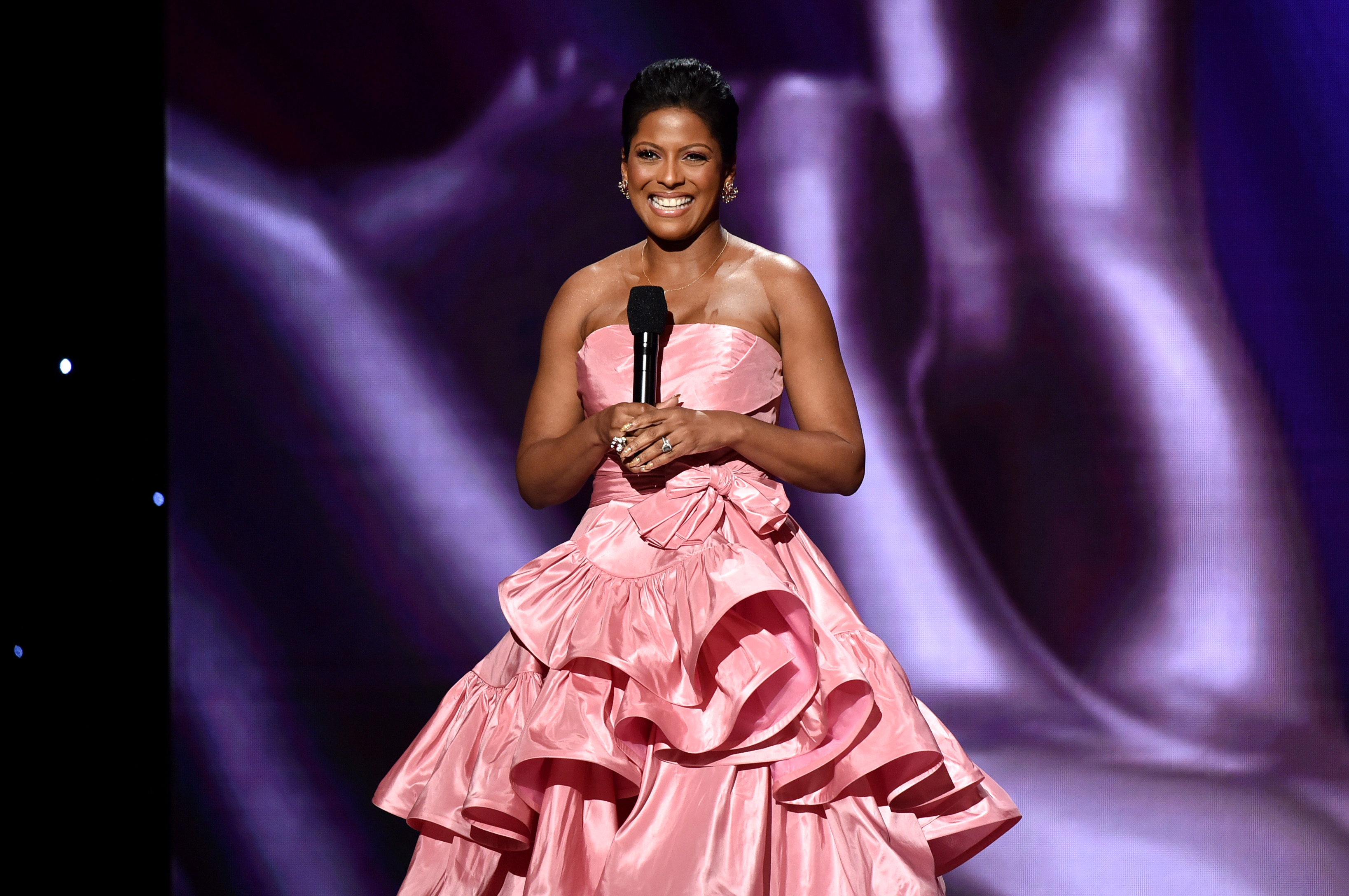 Tamron Hall Defends Herself After Reports Of Mass Staff Layoffs
