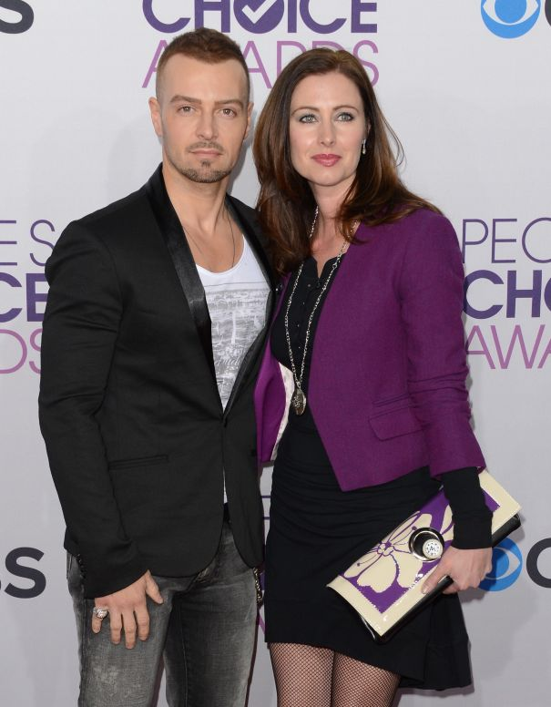 Joey Lawrence And Chandie Yawn Lawrence