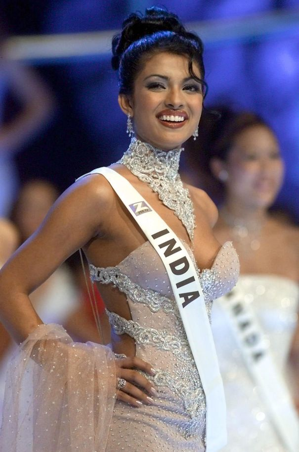 2000: Miss World Final