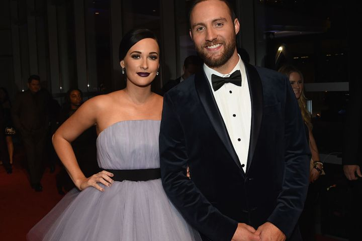 Kacey Musgraves and Ruston Kelly