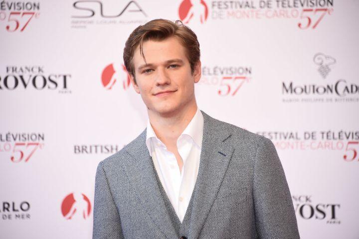 Lucas Till attends the 57th Monte Carlo TV Festival Opening Ceremony on June 16, 2017 in Monte-Carlo, Monaco