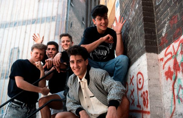 8: New Kids on the Block 'You Got It (The Right Stuff)' (1988)