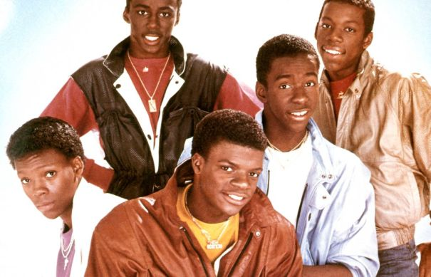 3: New Edition 'Candy Girl' (1983)