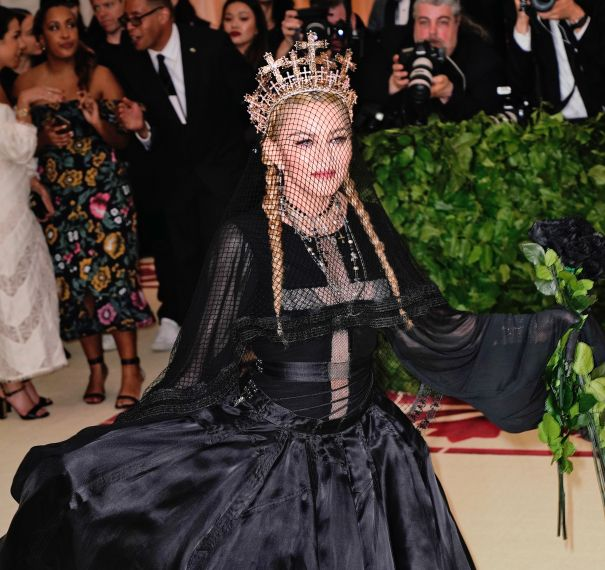 Madonna - Aug. 16