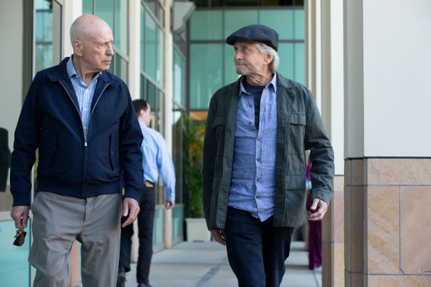 Cancelled: 'The Kominsky Method'