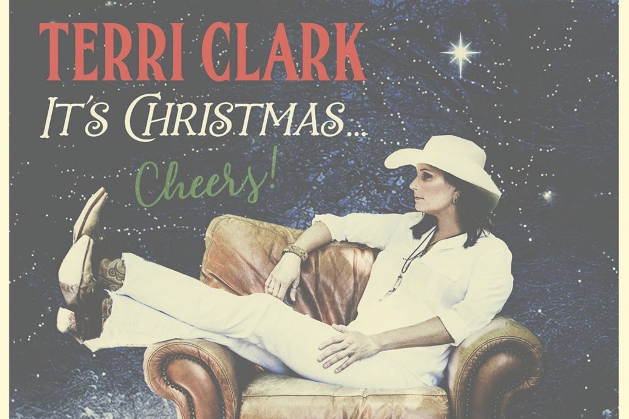 Terri Clark Releases Her First-Ever Christmas Album This Fall