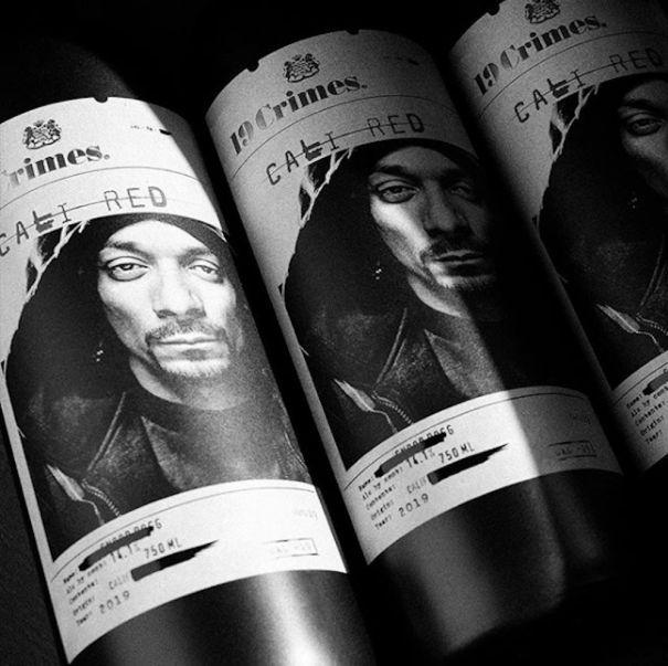 Snoop Dogg's Cali Red Wine