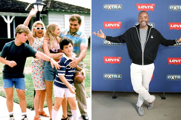 'Wonder Years', Lee Daniels. Photo: CP Images, Getty Images