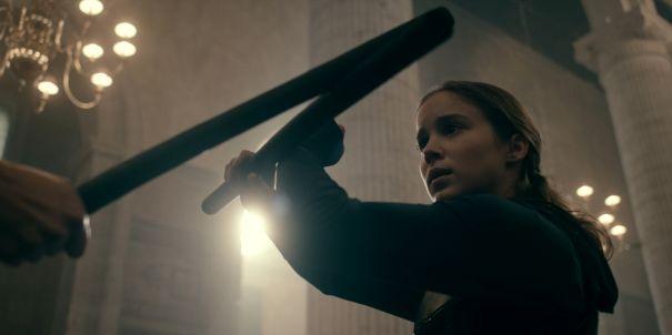 'Warrior Nun' - Series Premiere