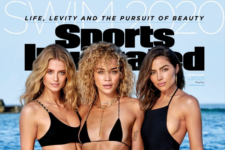 Photographer/SPORTS ILLUSTRATED. On sale July 21st.