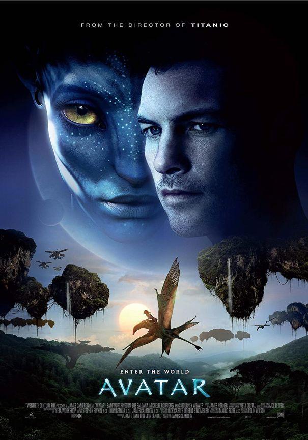14. 'Avatar' (2009)