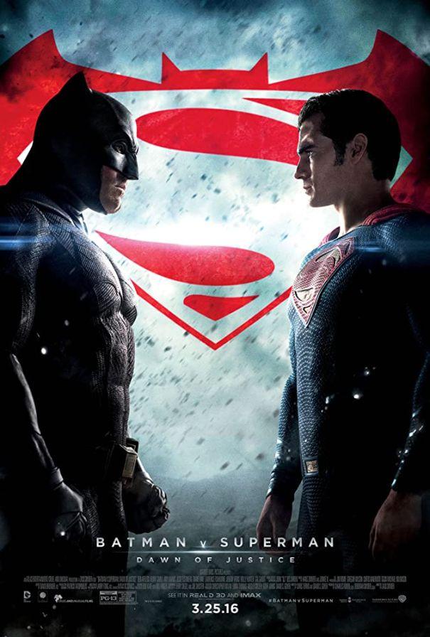 15. (tie) 'Batman v. Superman: Dawn Of Justice' (2016)