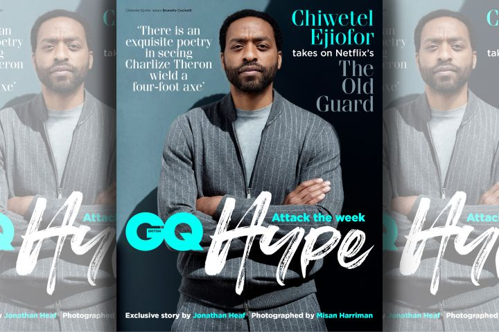 Chiwetel Ejiofor. Photo: Misan Harriman for GQ Hype